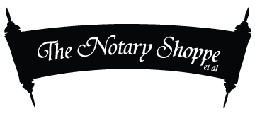Notary Shoppe