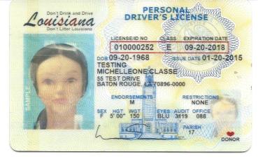 la license renewal