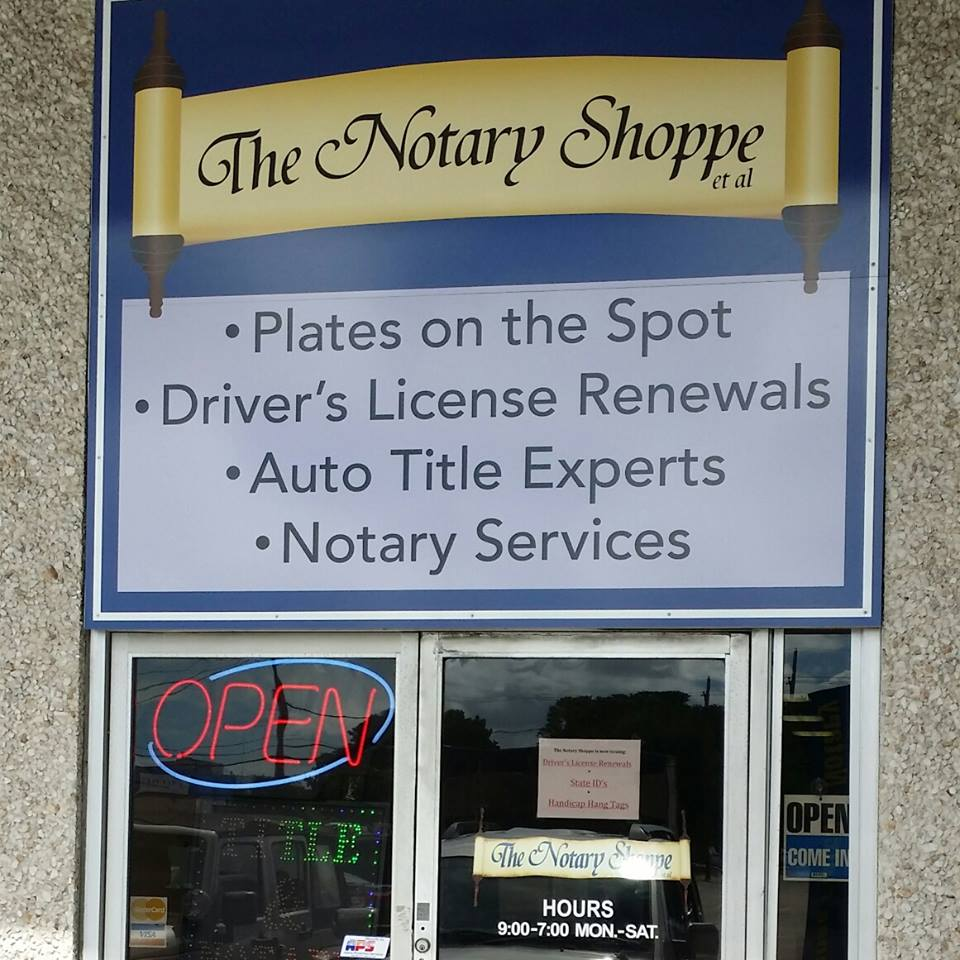 local notary office